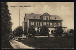 DE1800 - SWEDEN - TYRINGE HOTELL BREIDABLICK - Suède