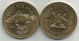 Uganda 200 Shillings 1995. FAO High Grade - Ouganda
