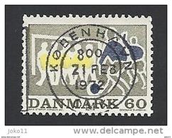 Dänemark 1971, Mi.-Nr.  516, Gestempelt - Dänemark