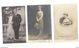 HENRIETTE DE BELGIQUE Duchesse De Vendôme 60 Lettres ( Env.175 P.) à Marie ( Boyer De Bouillane ) 1921-24 Autograph - Autographes