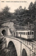 Suisse - Valais - Val-d'Illiez - Chemin De Fer électrique - VS Valais