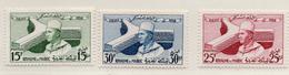 1958 - MAROCCO - MAROC - Yv:  Nr. 386/388 - NH - (UP121.17) - Morocco (1956-...)