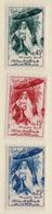 1959 - MAROCCO - MAROC - Yv:  Nr. 390/392 - NH - (UP121.17) - Morocco (1956-...)