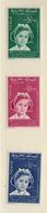 1959 - MAROCCO - MAROC - Yv:  Nr. 393/395 - NH - (UP121.17) - Marocco (1956-...)