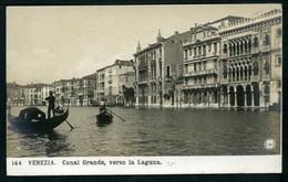 Venezia - Canal Grande Verso La Laguna - Foto NPG - Non Viaggiata - Rif.  13226 - Venezia