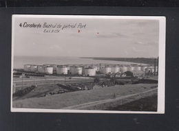 Romania PPC Constanta Bazinul De Petrol Port - Romania