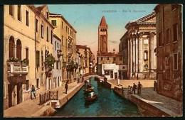 Venezia - Rio S. Barnaba - Viaggiata 1913 - Rif.  02238 - Venezia