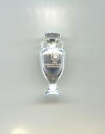 FOOTBALL / SOCCER / FUTBOL / CALCIO - UEFA EUROPEAN FOOTBALL CHAMPIONSHIP, Pin, Badge, Abzeichen - Football