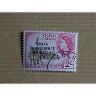 Timbre Oblitéré : Ghana (Indepence March) - Ghana (1957-...)