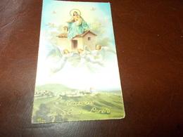 B701  Santino Madonna Angeli - Images Religieuses