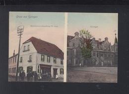 Dt. Reich AK Eptingen Mücheln 1916 - Altri