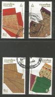 Thailand - 1991 Thaipex Used   Sc 1396-9 - Thailand