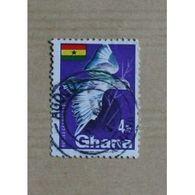 Timbre Oblitéré : Ghana - Ghana (1957-...)