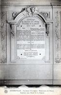54  Bosserville - Ancienne Chartreuse - Seminaires De Nancy Souvenir Aux Morts De La Guerre - Francia