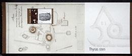 Denmark 2003   History. Jelling   MiNr.1350   H-Blatt 74 MNH (**)  (lot  4083 ) - Danemark