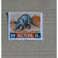Timbre Oblitéré : Kenya - Kenya (1963-...)