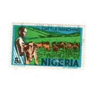 Timbre Oblitéré : Nigeria - Nigeria (1961-...)