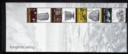 Denmark 2003   History. Jelling   MiNr.1350-53   H-Blatt 78 MNH (**)  (lot  4083 ) - Dänemark