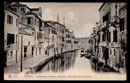 Venezia - Fondamenta Contarini - Alla Madonna Dell'Orto - Non Viaggiata - Rif.  11696 - Venezia