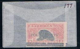 Liberia 177 Unused Palm Civet 1920 CV 1.10 (L0466) - Liberia