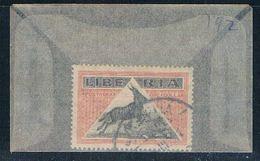 Liberia 192 Used Bongo Antelope 1921 CV 1.75 (L0475) - Liberia