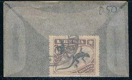 Liberia O50 Used Agama 1906 (L0642) - Liberia