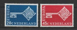 MiNr. 899 - 900  Niederlande / 1968, 29. April. Europa. - 1949-1980 (Juliana)