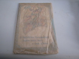 CALENDARIO DA BARBIERE 1910 IL PORTALETTERE RACCOMANDATE - Formato Piccolo : 1901-20