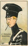 Hansi : Le Megalomane Microcephale - Hansi