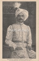India  Maharaja Sriram  Chandra Bhanja Deo Of Mourshanj Feudatory State Id429 - India