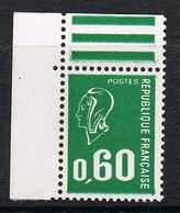 FRANCE N°1814a N**  Variété Timbre Sans Phosphore - France
