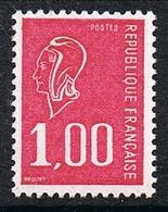 FRANCE N°1892 N**  Variété Timbre Sans Bande De Phosphore - France