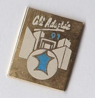 PIN S CITE ADAPTEE - Badges