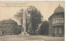 Hasselt - 6 - Monument Des Limbourgeois Tombés Pour La Patrie 1914-1918 - Denkmaal Der Gesneuvelden - 1927 - Hasselt
