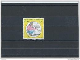 ST PIERRE ET MIQUELON 1994 - YT N° 593 NEUF SANS CHARNIERE ** (MNH) GOMME D'ORIGINE LUXE - St.Pedro Y Miquelon