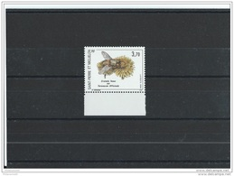 ST PIERRE ET MIQUELON 1994 - YT N° 594 NEUF SANS CHARNIERE ** (MNH) GOMME D'ORIGINE LUXE - Neufs