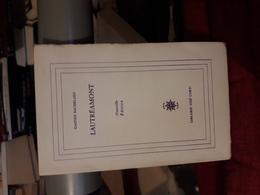 Lautreamont Par Gaston Bachelard Ed Corti Non Coupe Nouvelle Edition - Poésie