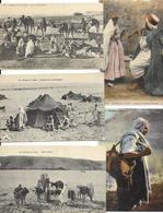 LOT DE 400 CARTES  D AFRIQUES NOIRES.  ALGERIE MAROC TUNISIE EGYPTE.  A VOIR - Cartes Postales