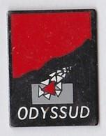 PIN S BLAGNAC HAUTE GARONNE ODYSSUD - Badges