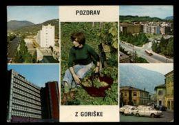 DAN2bis SLOVENIA - POZDRAV Z GORISKE - Slovénie