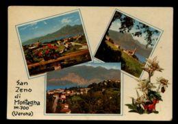 DAN28 SAN ZENO IN MONTAGNA - MULTIVEDUTE VG 1982 - Italia