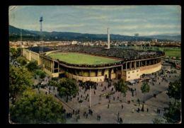 DAN32 SPORT CALCIO FOOTBAL SOCCER - FIRENZE - STADIO ARTEMIO FRANCHI ANIMATA INSEGNA ZABOV MOCCIA - Stadiums