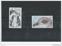 TAAF 1979 - YT N° 81/82 NEUF SANS CHARNIERE ** (MNH) GOMME D'ORIGINE LUXE - Terres Australes Et Antarctiques Françaises (TAAF)