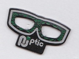 PIN S LUNETTES OPTIC - Badges