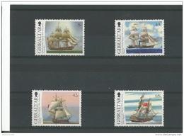 GIBRALTAR 2006 - YT N° 1171/1174 NEUF SANS CHARNIERE ** (MNH) GOMME D'ORIGINE LUXE - Gibraltar
