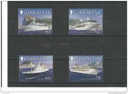 GIBRALTAR 2006 - YT N° 1179/1182 NEUF SANS CHARNIERE ** (MNH) GOMME D'ORIGINE LUXE - Gibraltar