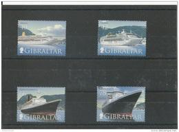 GIBRALTAR 2007 - YT N° 1208/1211 NEUF SANS CHARNIERE ** (MNH) GOMME D'ORIGINE LUXE - Gibraltar