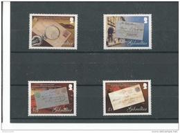GIBRALTAR 2007 - YT N° 1216/1219 NEUF SANS CHARNIERE ** (MNH) GOMME D'ORIGINE LUXE - Gibraltar