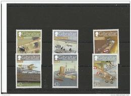 GIBRALTAR 2009 - YT N° 1318/1323 NEUF SANS CHARNIERE ** (MNH) GOMME D'ORIGINE LUXE - Gibraltar