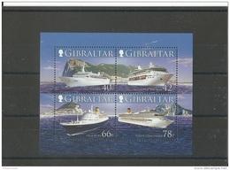 GIBRALTAR 2006 - YT BF N° 74 NEUF SANS CHARNIERE ** (MNH) GOMME D'ORIGINE LUXE - Gibraltar